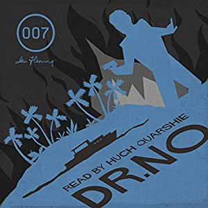 Dr. No (with Interview) Audiobook