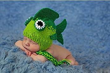2/Hat Pants Hirsch Design Fashion handgefertigt Stricken Baby Set Kleidung Boy Strick Fotografie Requisiten