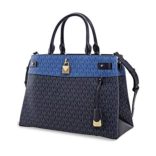 Michael Kors satchels blue