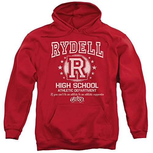 2Bhip Grease Movie Rydell High Adult Pull-Over -