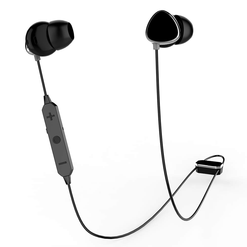 Active Noise Cancelling Earbuds Earphones Bluetooth Headphones Wireless Sports Headphones/15H Playtime/Magnetic Design/HD Stereo Sound/in Ear Wireless Earphones with Mic for Running/Jogging/Gym