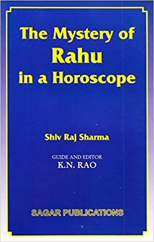 Buy The Mystery of Rahu in a Horoscope Book Online at Low