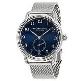 Stuhrling Original Men's 207M.03 Classique Analog Display Swiss Quartz Silver Watch