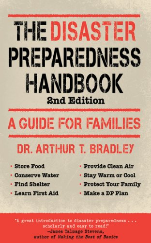 The Disaster Preparedness Handbook: A Guide for Families cover