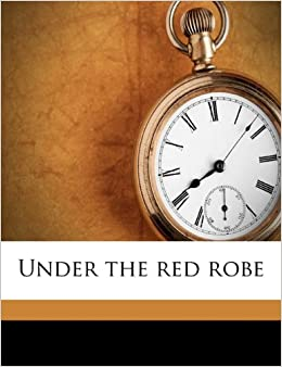 Book Under the red robe