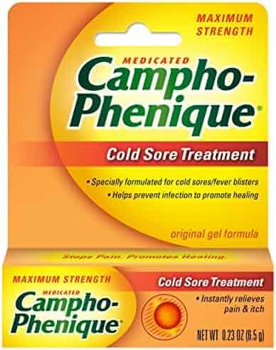 Campho-Phenique Cold sore treatment, 0.23 Ounce