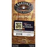 Baronet Coffee Native Blueberry Coffee Pods, 54 Count