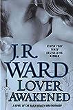 download ebook lover awakened (black dagger brotherhood, book 3) by ward, j.r.(february 5, 2013) hardcover pdf epub