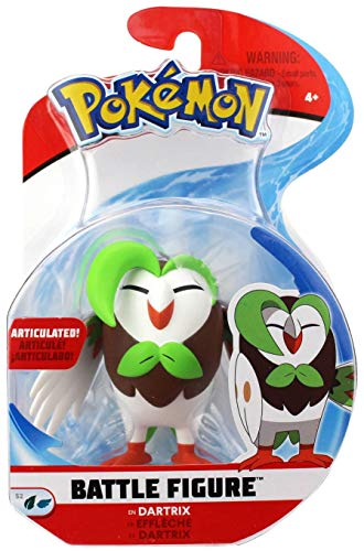 Pokemon Dartrix Articulated Battle Figure Series 2 ()
