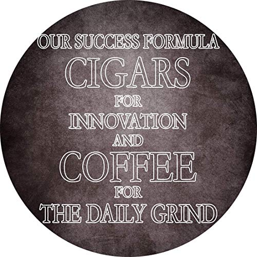 LIFESTYLE SHIRTS & GRAPHIX Success Formula Cigars & Coffee Work Hustle Daily Grind -