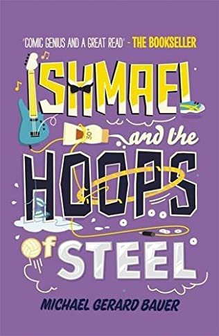 book cover of Ishmael and the Hoops of Steel