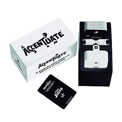 Accentuate - Juego de cartas (Bandai 93000): Juguetes y juegos