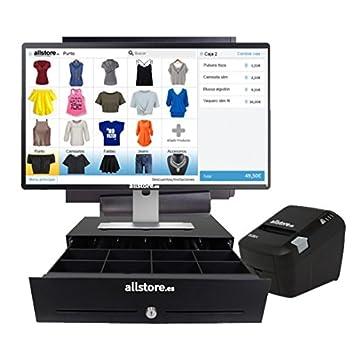 TPV completo para tiendas de Ropa: Amazon.es: Informática