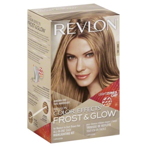 Revlon Color Effects Frost & Glow All-In-One Highlighting Kit, Honey 1 ()