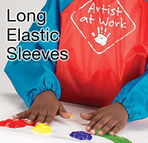 Faber-Castell Young Artist Smock - Washable Art Smock for Kids