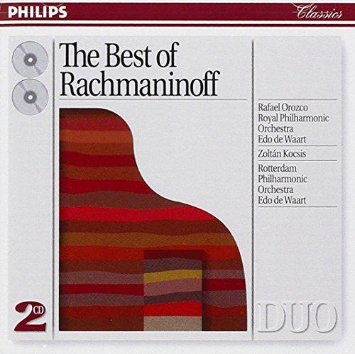 Best Of Rachmaninoff (2 CD) (Rachmaninov Symphony 2 Best Recording)