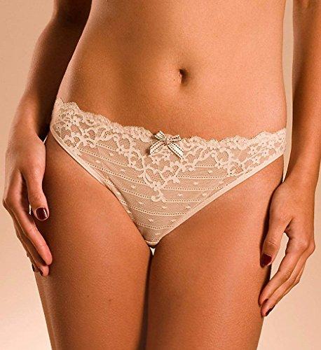 Chantelle Rive Gauche Bikini, XL, Cappuccino