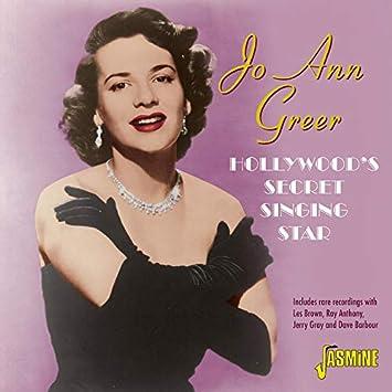 Jo Ann Greer - Hollywood's Secret Singing Star [ORIGINAL