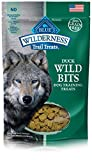 Blue Wilderness Trail Treats Grain Free Wild Bits Duck Recipe Dog Treats 4-Oz Review
