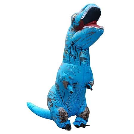 Ninbo - Disfraz hinchable de dinosaurio para disfraz de ...
