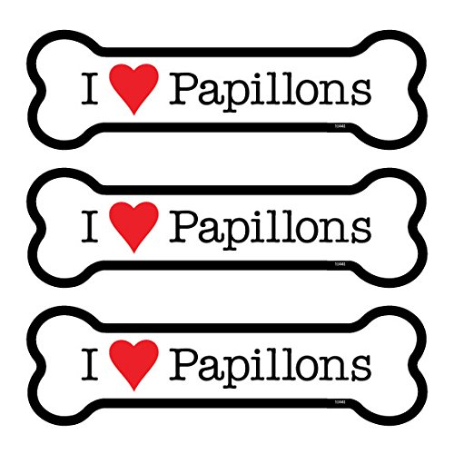 Papillons 3-PACK of 2