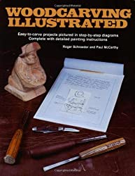 Woodcarving Illustrated: Book 1 (Bk. 1)