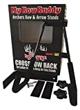 Crossbow Holder for Tree Stand | Double Drop Tine