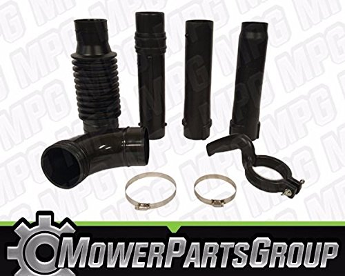 (1) Genuine OEM RedMax EBZ8001 Leaf Blower Tube Kit with Grip 502842901