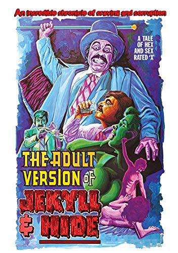 Adult Version Of Jekyll & Hide