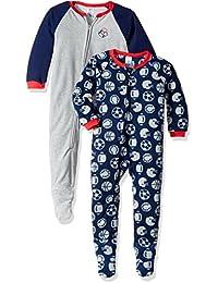 Baby Boys' 2 Pack Fleece Blanket Sleeper