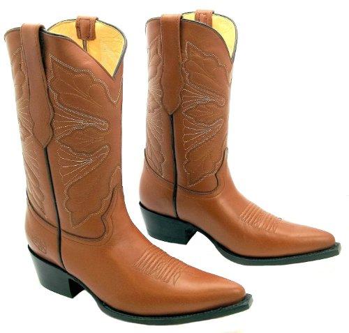 Grinders Dallas, Bottes de cow-boy femme