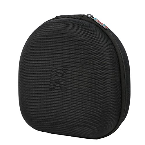 khanka Hard Travel Case Replacement for 3M WorkTunes Wireless Hearing Protector/Bluetooth Technology and AM/FM Digital Radio (90542-3DC)
