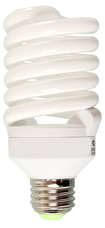 Agrobrite Flc26d 26 Watt Spiral Compact Fluorescent Grow Light Bulb 130w Equivalent Cfl