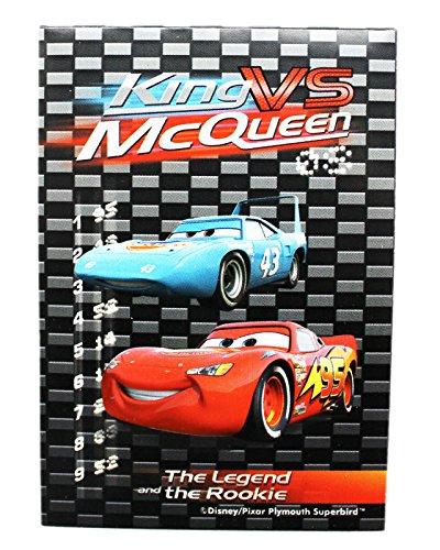 Disney Pixar's Cars King VS McQueen Kids Mini ()