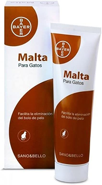 Bayer Sano & Bello Malta para Gatos - 100 gr: Amazon.es: Productos ...