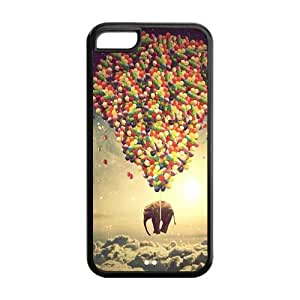 Hot Sell High Quality Elephant TPU Case Cover For Iphone 5c