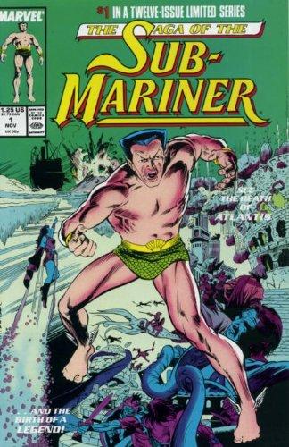 Saga of the Sub-Mariner #1