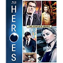 Heroes: The Complete Series [Blu-ray] (2015)