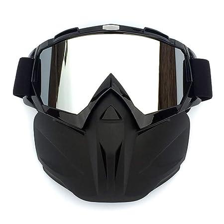 Yiwuhu Adultos Gafas de Esquí Máscara Gafas de esquí ...