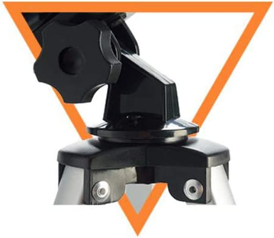 SHJMANPA Exquisit Fernrohr Tragbare Astronomische Teleskop Ist Einfach Zu Bedienen Und F/ür Zwei Zwecke Wie Sternbeobachtung Und Vogelbeobachtung Zu Zerlegen klar