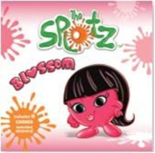 The Splotz - Blossom: Collectible Storybook with REAL Smells PDF