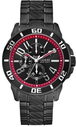 Guess Racer G_W18550G1 Men's watch very sporty