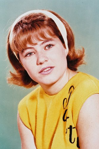 Patty Duke Color Portrait Poster