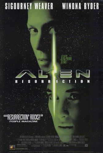 Image result for alien resurrection poster