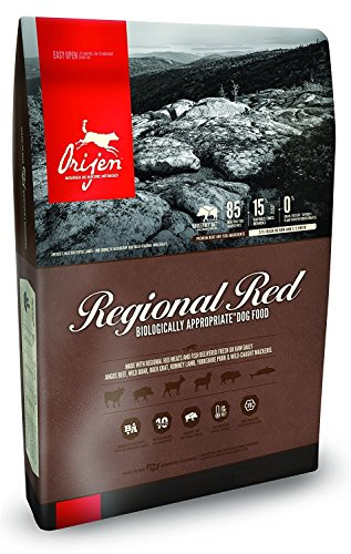 Orijen Regional Red for Dogs, 13 Pounds