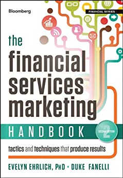 Financial Services Marketing Handbook Techniques ebook product image