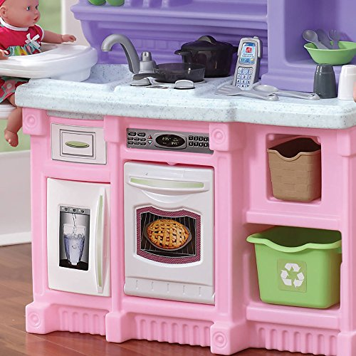 Step Little Bakers Kitchen Playset - Step 2 little bakers kitchen
