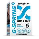 Magnum Nutraceuticals G-Spring - 96 Capsules - Burn Fat and Build Lean Muscle - DMAA Free