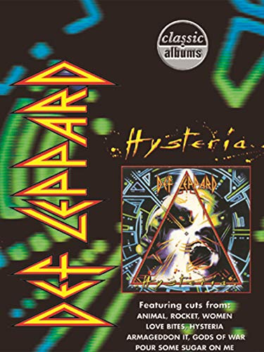 Def Leppard: Hysteria (Classic Albums) (Best Places For Deaf To Live)