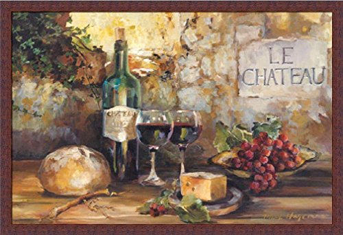 wine and cheese decor - 7